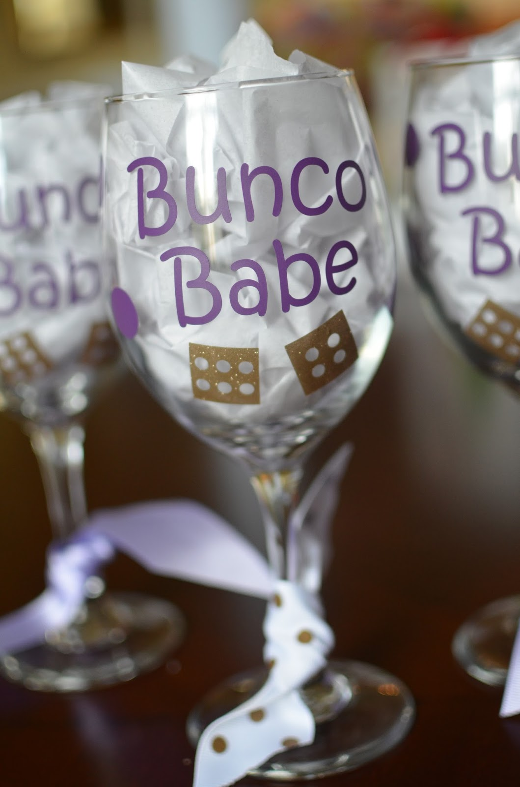 Fun bunco prizes