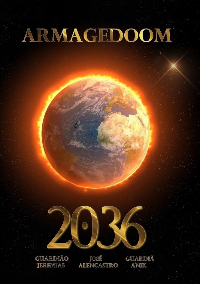 Livro Armagedoom 2036