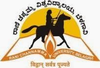 Rani Channamma University Time Table 2016