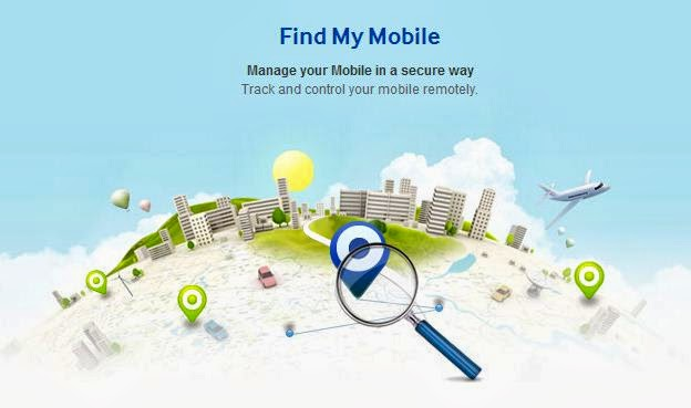 How to locate and track stolen or lost samsung android phone pcnexus - Samsung dive app ...