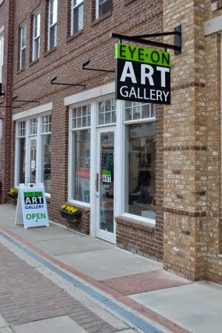 NOUVEAU : CARMEL-INDIANA (USA) - EYE ON ART GALLERY