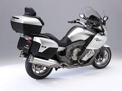 2012 BMW K1600GTL