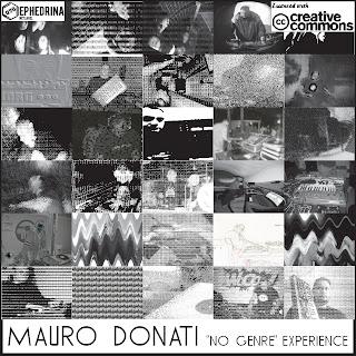 """Mauro Donati - """"No Genre"""" Experience EP"""
