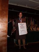 Diploma de Comendadora da ABD