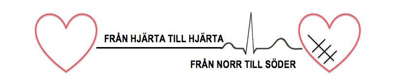 Från Hjärta till Hjärta - från norr till söder