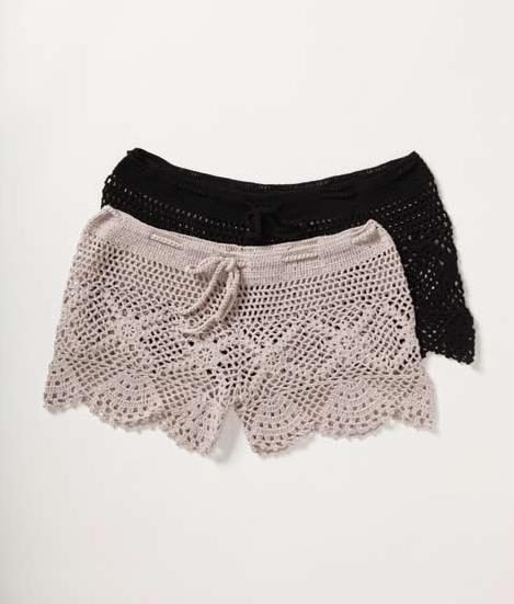 Como Hacer Un Short De Crochet Paso A Paso   Consejos De Fotografía