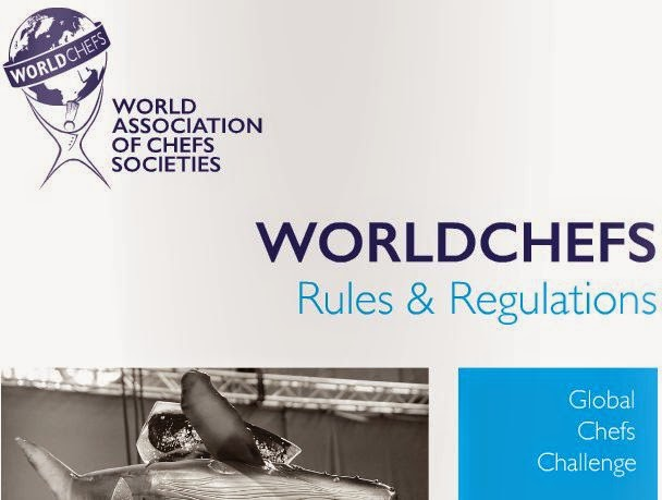 Global Chefs Challenge - Rules and Regulations