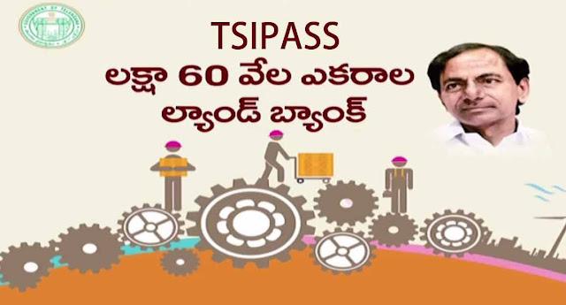 TS iPass Telangana CM KCR