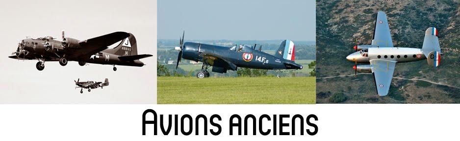 Avions anciens