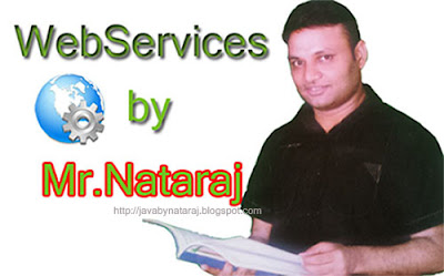 WebServices Notes by Nataraj sir_JavabynataraJ