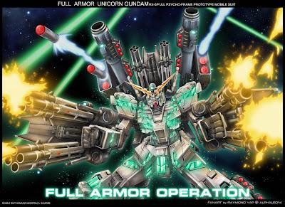 Gundam UC Episode 7: Finale