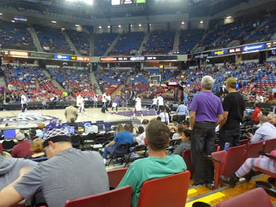 Preseason Game – Sacramento Kings vs. Israel's Maccabis