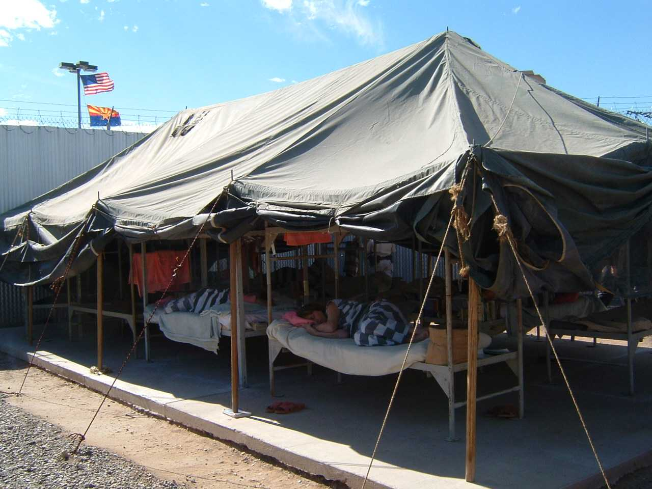 Tent City Jail & A Peopleu0027s Guide to Maricopa County: Tent City Jail
