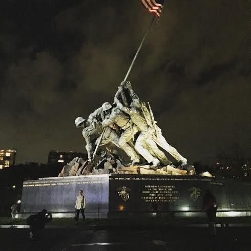 Iwa Jima Memorial