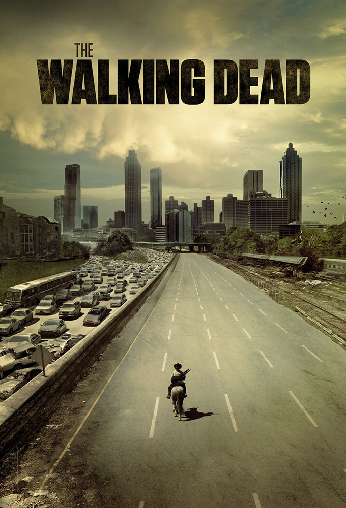The Walking Dead 4 Temporada