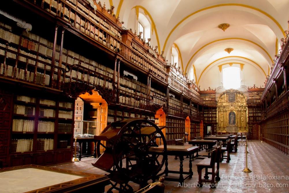 Así nació la Biblioteca Palafoxiana