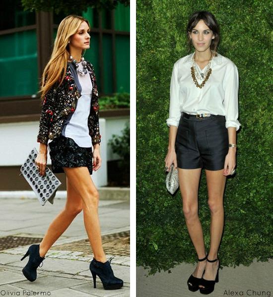 Olivia Alexa Shorts