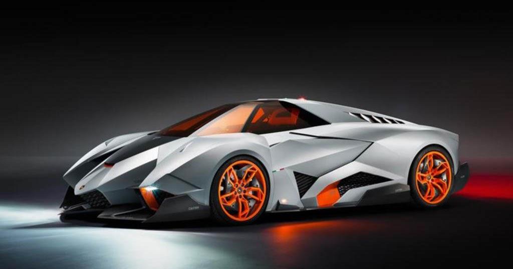 Lamborghini Egoista: fotos e informações