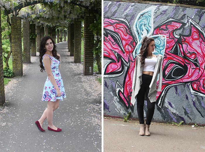 June 2015 Favourites Monthly H&M Primark Graffiti Wisteria Southampton