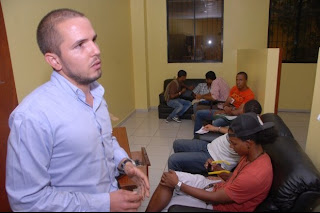 Estudiantes ocupan oficinas de la UASD