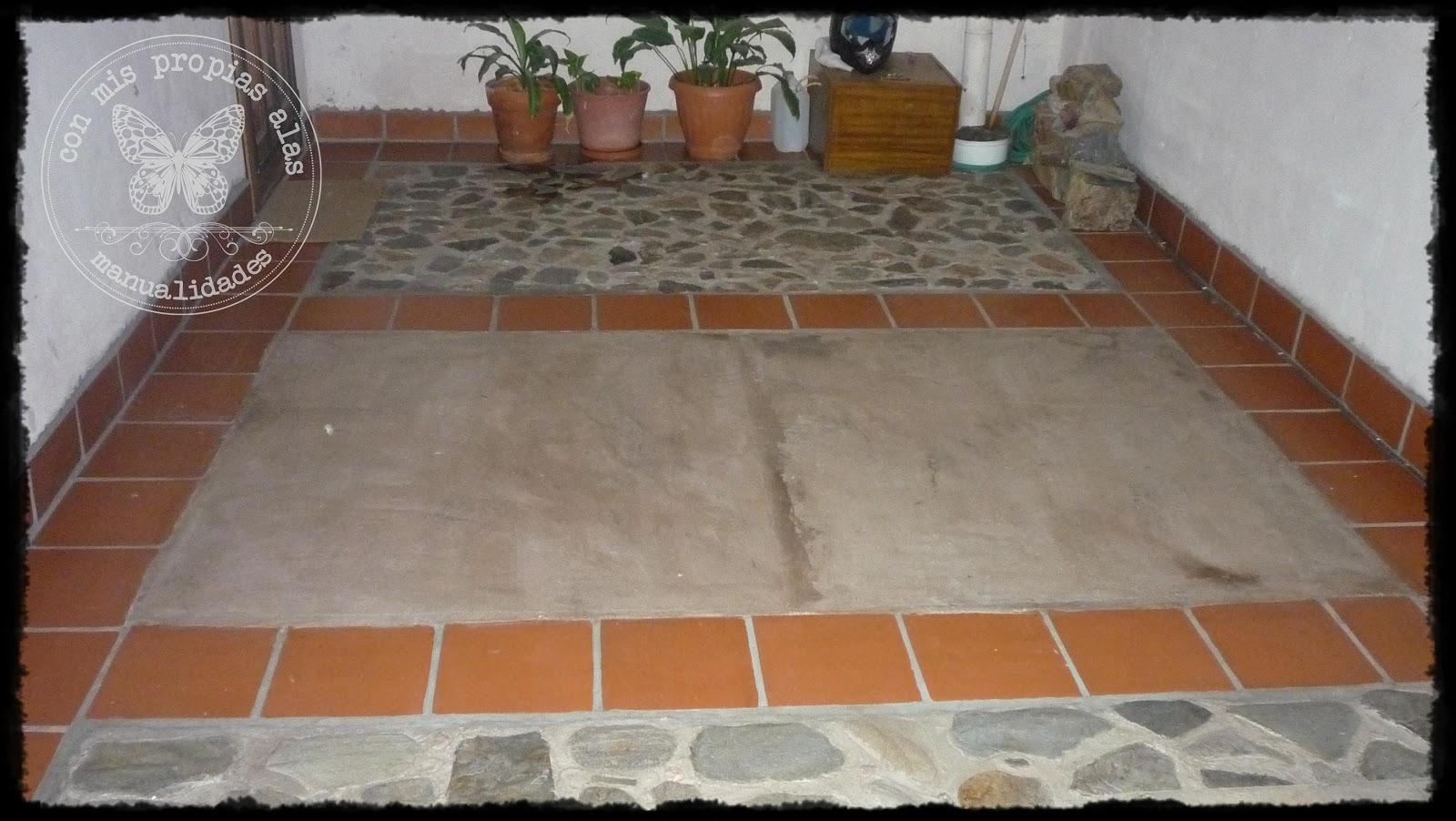 23 noviembre 2012 for Materiales para hacer un piso