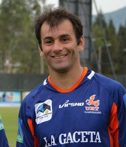 Diego Ternavasio, entrenador de Los Naranjas