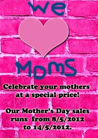 Mother's Day Promo!