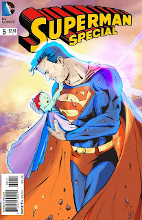 Superman Special - Cover - DC Comics - Cesare Asaro