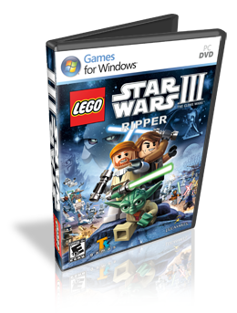 Download LEGO Star Wars III The Clone Wars PC SKIDROW 2011 Completo