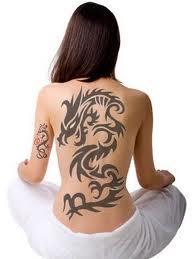 Tatuagem Dragão