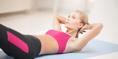 8-Minute Ab Exercises