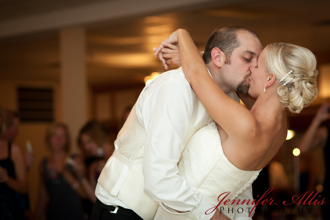 Kaley and kevin wedding
