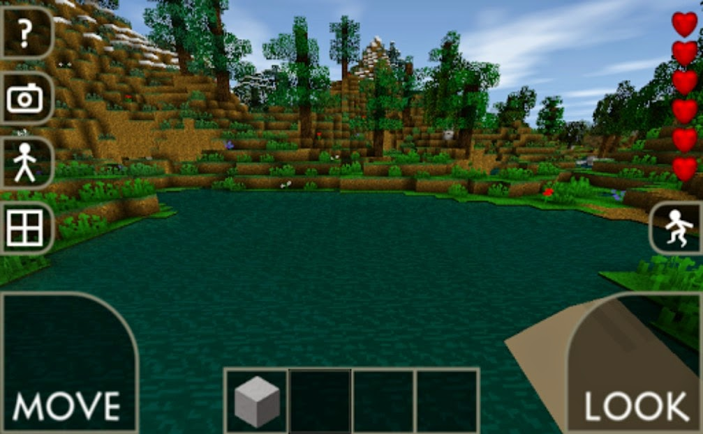 Survivalcraft apk android tablet