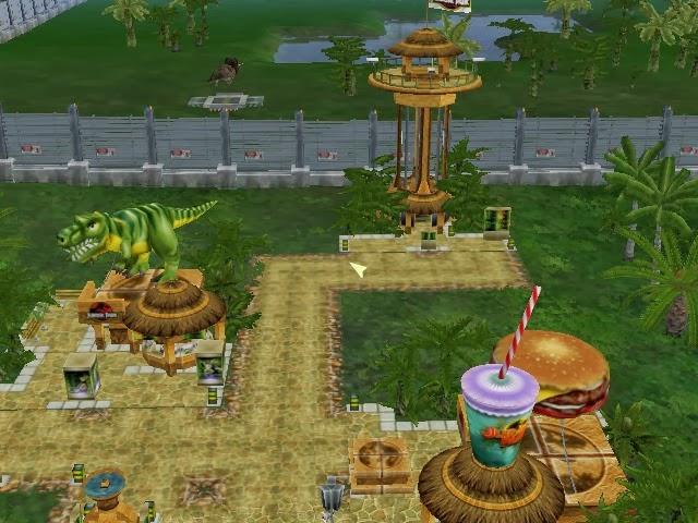 لعبة الديناصورات الرائعة Jurassic Park Operation Genesis كاملة حصريا تحميل مباشر Jurassic+Park+Operation+Genesis+3