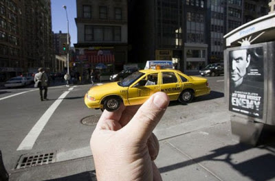 Foto Ilusi Mobil, foto ilusi, kumpulan foto ilusi