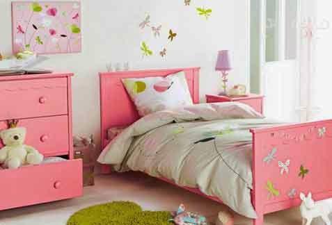 Contoh Wallpaper Kamar Tidur Anak
