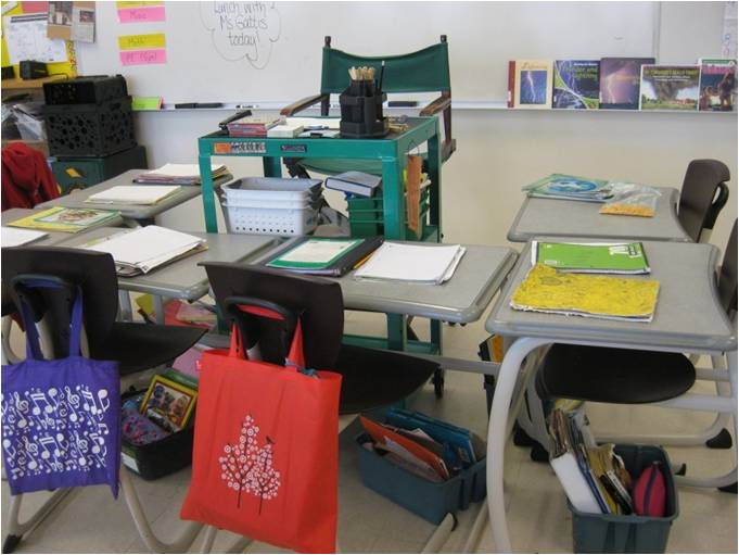 Elementary Classrooms Without Desks : Multi grade matters ideas for a split class creating