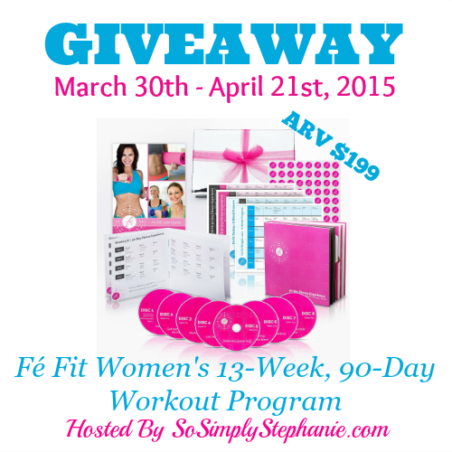 F 233 fit women s 13 week 90 day workout program