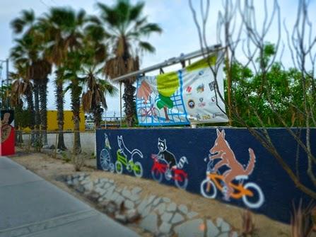La sintonizaci n de la ciudades con urbanismo t ctico el for Mural prepa 1 uaemex