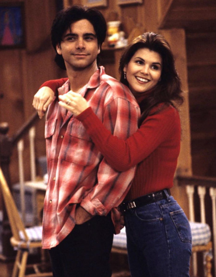 full house aunt becky uncle jesse halloween costume
