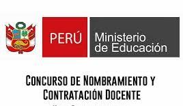Dónde puedo ver la lista de docentes, profesores y maestros nombrados por le Ministerio de Educación