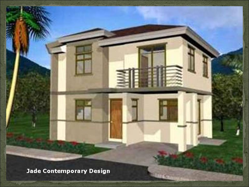 Jade Dream Home Designs Of Lb Lapuz Architects Builders