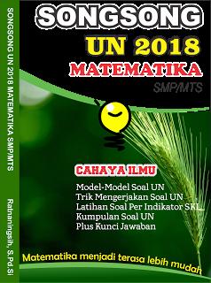 Modul UN Matematika 2018