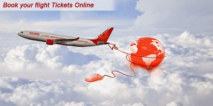 Book Flights Online