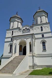 Celic Dere Monastery - open porch