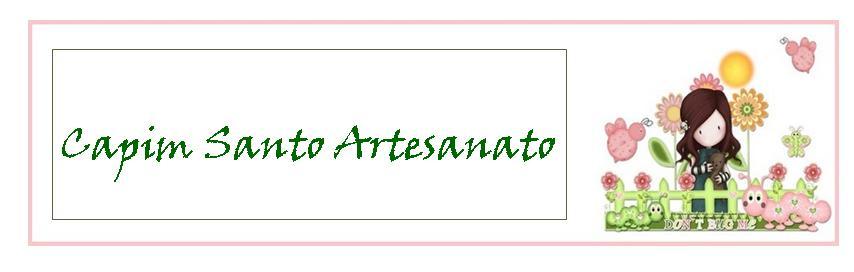 Capim Santo Artesanato