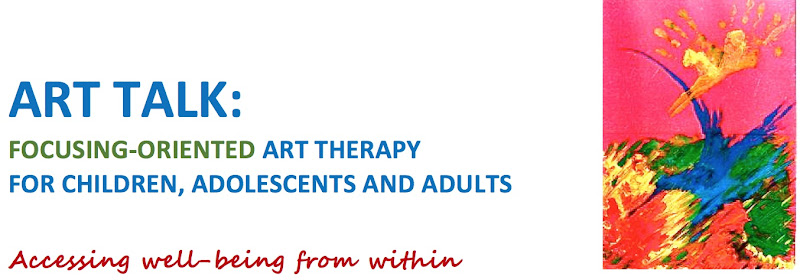ART TALK: Art Therapy for Children, Adolescents and Adults