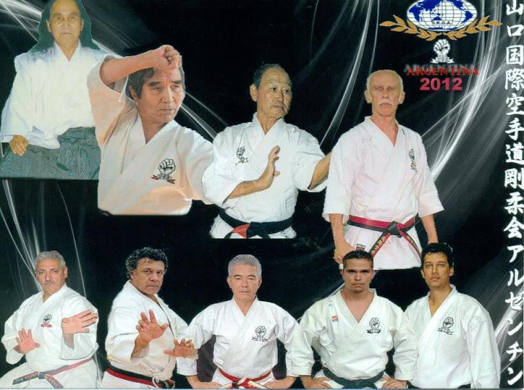 Representantes del Bloque Sudamericano