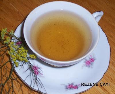 rezene çayı ve rezene çayının faydaları