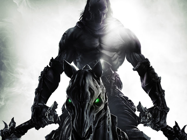 darksiders 2 vigil games hack slash action